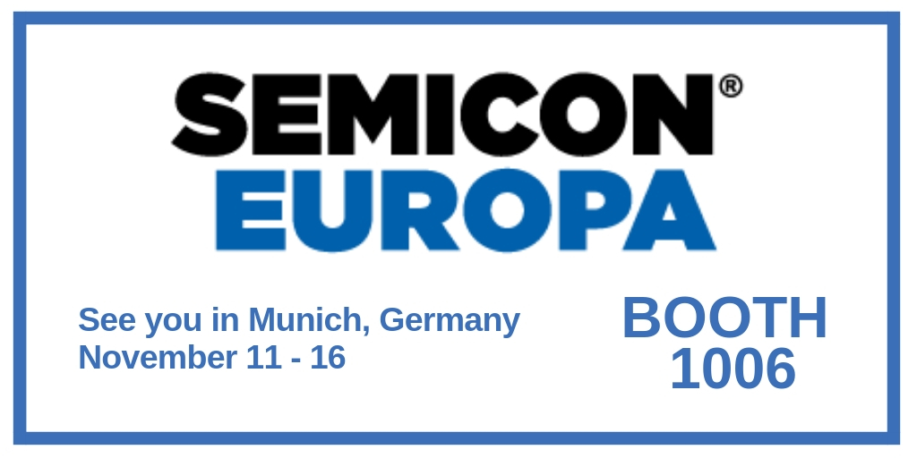 MEI WET PROCESSING EXHIBITING AT SEMICON EUROPA 2018