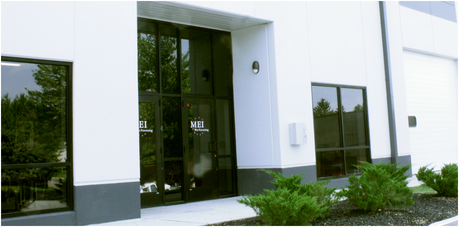 MEI Wet Processing Announces MEI East Location