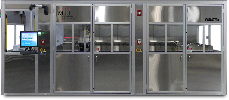 MEI Wet Processing Wins Major BEOL Semiconductor Equipment Sale