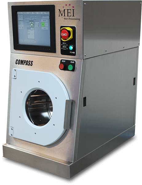MEI's Compass Spin Rinse Dryer Introduces  New Advanced Features!