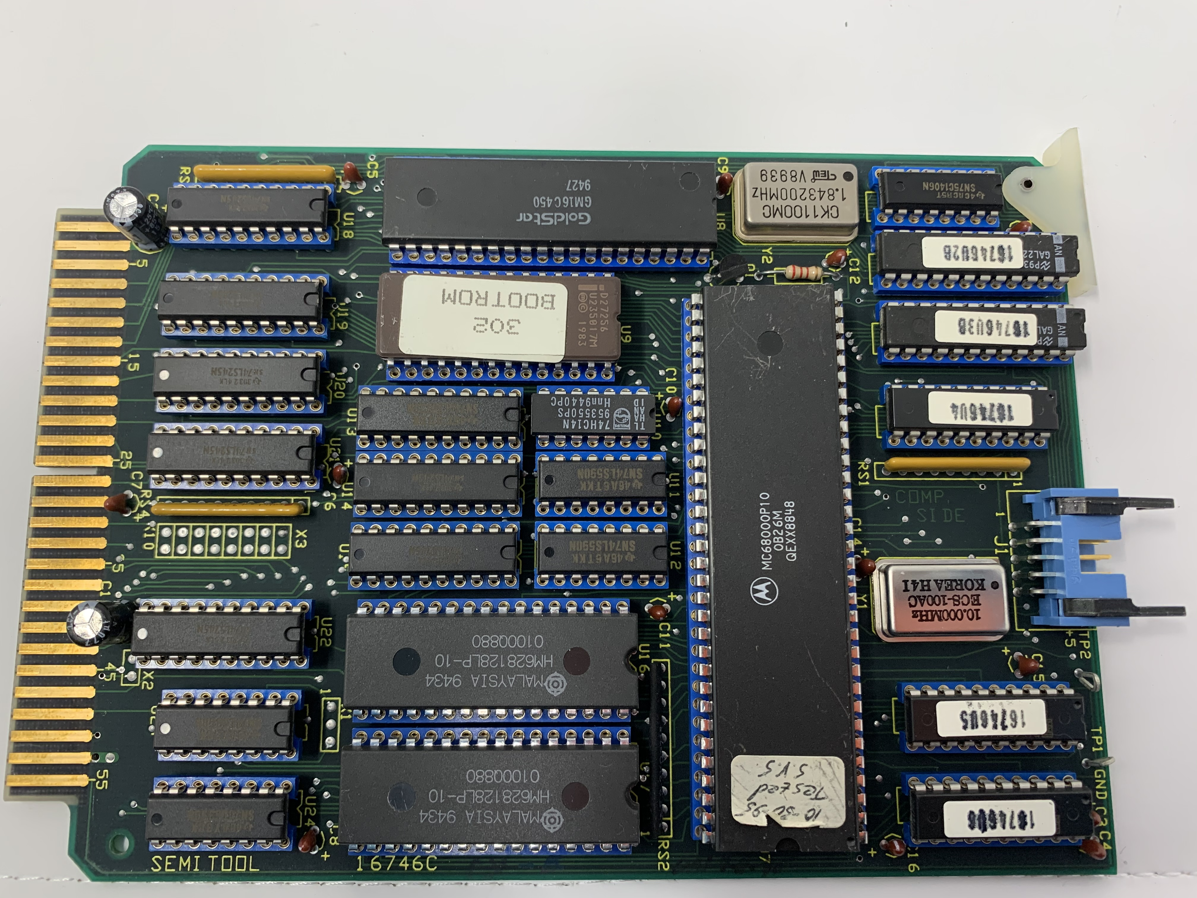 BRD ASSY CPU
