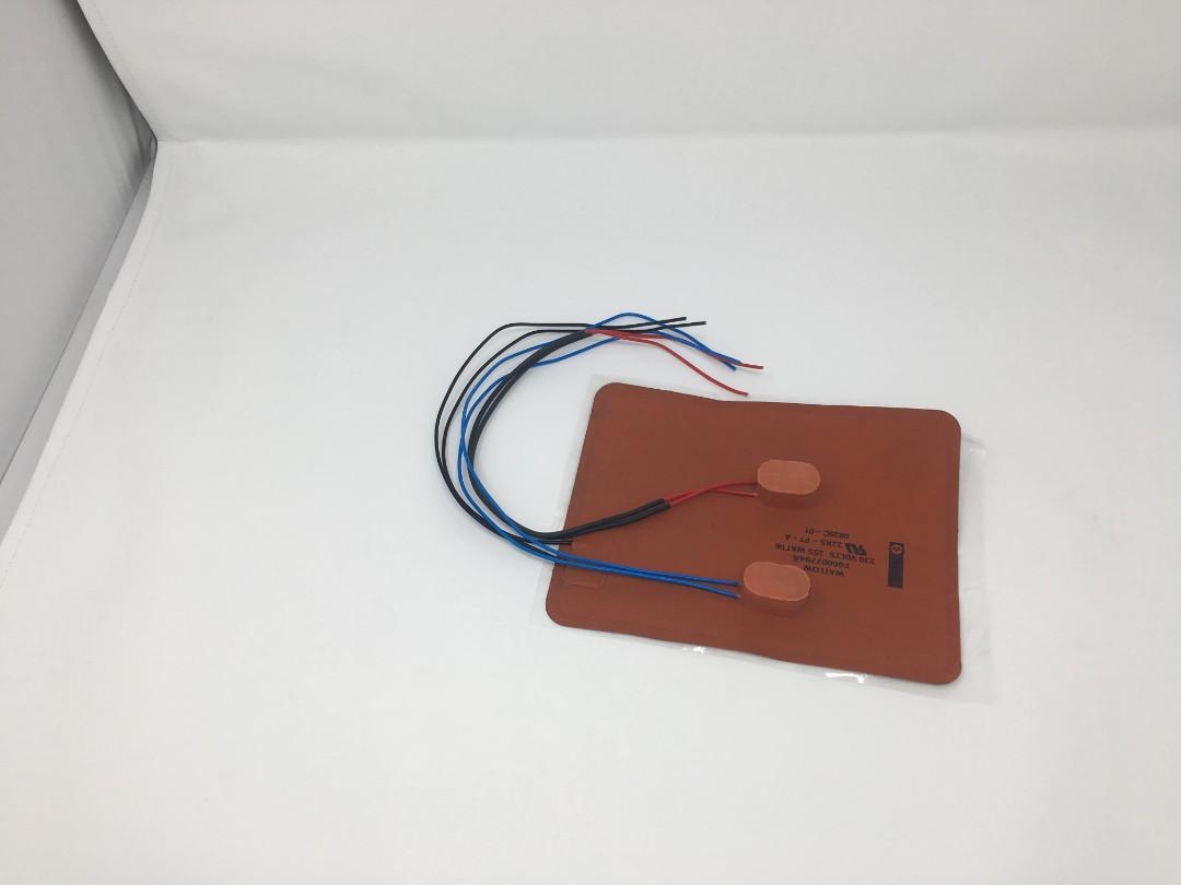 Srd heater blanker bottom 120 volt